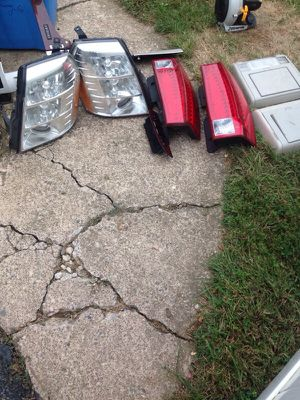 07-2013 Escalade parts for Sale in PRINCE, NY