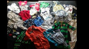 BABY BOY CLOTHES!!! 0-3 MONTHS UP TO 24 MONTHS!!! for Sale in Philadelphia, PA