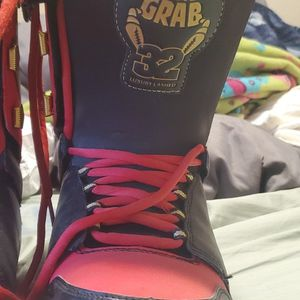 Thirty Two Crab Grab Mens Snowboarding Boots Size 10 for Sale in North Bend, WA