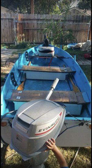 Aluminum boat for Sale in Turlock, CA