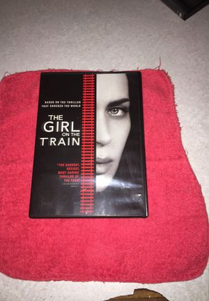 the girl on the train movie for Sale in Sallisaw, OK