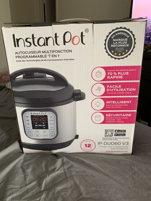 Instant Pot for Sale in Homestead, FL