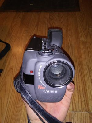Canon ES6000 video camera for Sale in West Valley City, UT