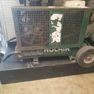 Gas Powered Air Compressor for Sale in Apopka, FL