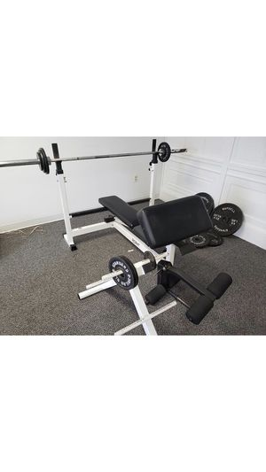Professional weight bench for Sale in Randallstown, MD