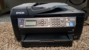 Epson printer, scanner, fax for Sale in Sunnyside, WA