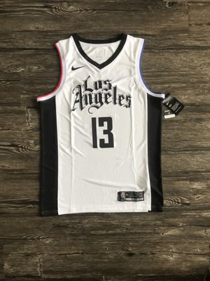 Medium Los Angeles LA Clippers Paul George Basketball Jersey for Sale in Dallas, TX