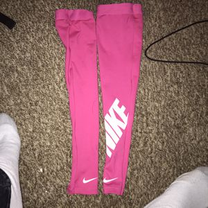 Nike Pink Breast Cancer Arm Sleeves for Sale in Capitol Heights, MD