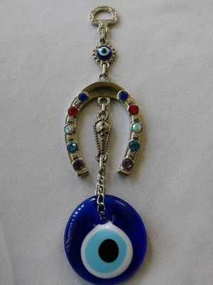 HORSE SHOE WALL DECOR W/ GEMSTONES FROM TURKEY. for Sale in Bothell, WA