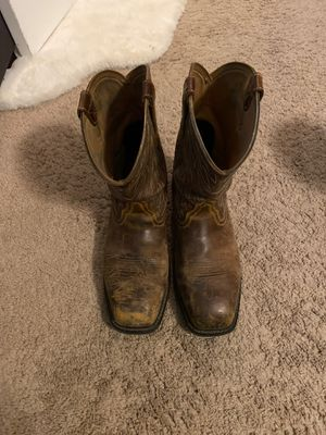 Composite toe ariat work boots for Sale in Wichita, KS