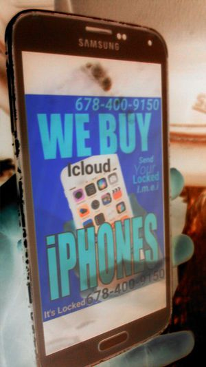 The TOP DAWG. Brief meet BRING ME LOCked iPhone x xs xr for Sale in Clarkston, GA