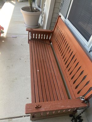 Porch swing. Used (normal wear) for Sale in Parma Heights, OH
