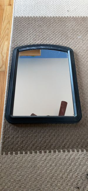 Wall Mirror - Black for Sale in Palos Hills, IL