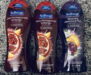 Soft soap body wash 20 oz bottles for Sale in National City, CA