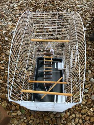 Big bird cage for Sale in San Marcos, TX