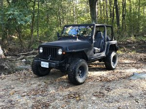 1997 Jeep Wrangler Tj for Sale in Boyds, MD