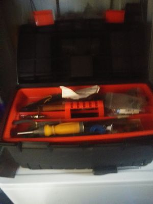 Tool box and tools for Sale in Clearwater, FL