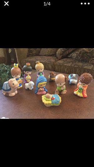 Precious Moments Nativity Set for Sale in Las Vegas, NV