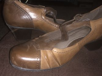 Brown Mary Jane Shoes for Sale in Pensacola,  FL