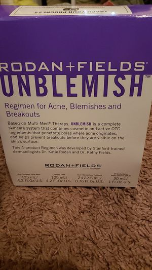 Rodan+Fields Unblemished skin care for Sale in Canyon Country, CA