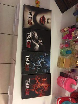 True Blood all four seasons for Sale in Miami, FL