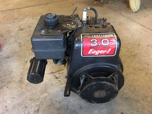 Vintage Crafstman Eager 1 3hp from mini bike for Sale in Gold Bar, WA