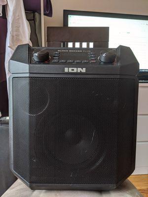 Speaker ION Audio Block Rocker Plus for Sale in Brooklyn, NY