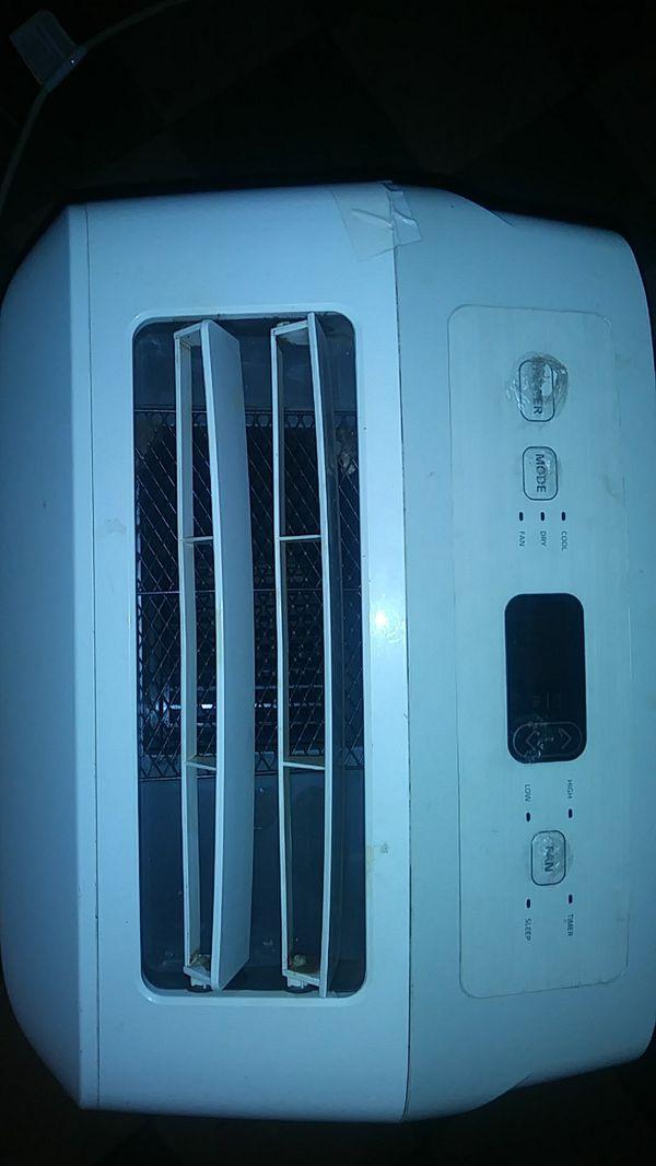 LG portable window air conditioner