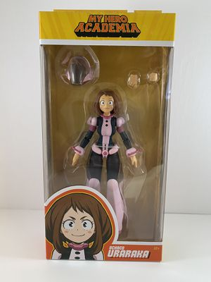 My Hero Academia Ochaco Uraraka Action Figure Mcfarlane Toys for Sale in Orlando, FL