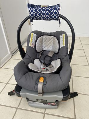 Chico Keyfit 30 car seat for Sale in Virginia Beach, VA