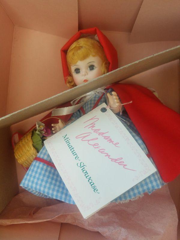 Madam Alexander Little Red Riding Hood Doll