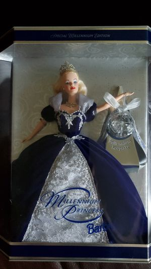 Millenium priness barbie nrfb for Sale in Hazlet, NJ