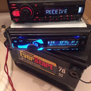 2 car stereos for Sale in Mesa, AZ
