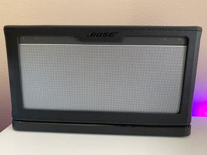 Bose soundlink 3 with accessories for Sale in Silver Spring, MD