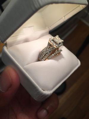 Wedding ring set for Sale in Woodbridge, VA