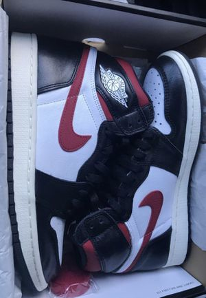 Jordan 1 Retro Hi Gym Red Sz9 $240 vnds with box for Sale in Miami, FL