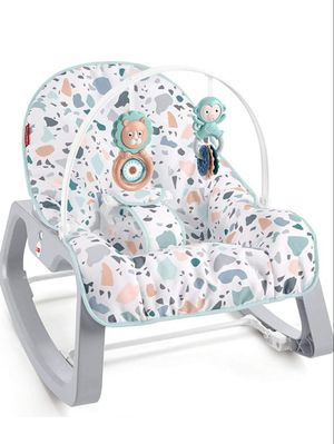 Fisher-Price Infant-to-Toddler Rocker - Pacific Pebble for Sale in Henderson, NV