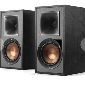 klipsch r51 bookshelf speakers brand new in box for Sale in Houston, TX