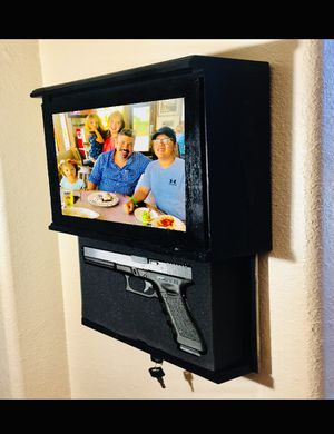Wall Safe secret compartment for Sale in Brownsville, TX