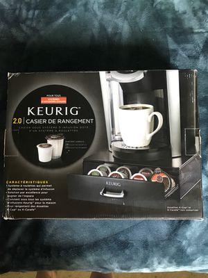 Keurig pod drawer for Sale in Centreville, VA