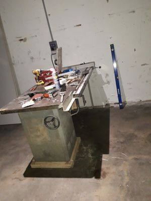 Table saw. for Sale in Miramar, FL