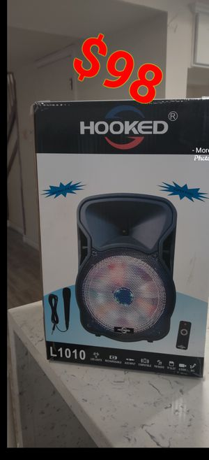 HOOKED HOOKED L1010 BLUETOOTH for Sale in Anaheim, CA