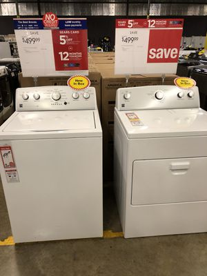 Kenmore washer and dryer at Sears Outlet Nashville for Sale in Nashville, TN