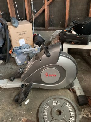 Rowing machine for Sale in San Francisco, CA