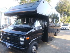 1987 Chevy motorhome for Sale in Los Angeles, CA