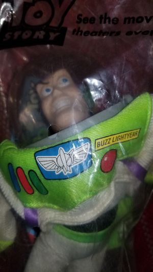 Collection toy story part 5 2 pieces for Sale in St. Petersburg, FL