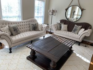Victoria Sofa and Loveseat for sale for Sale in Lorton, VA