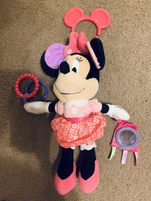 Big Minnie Hanging Toy Activity for Sale in Flat Rock, MI