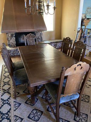 1930's dining room set for Sale in Kelseyville, CA