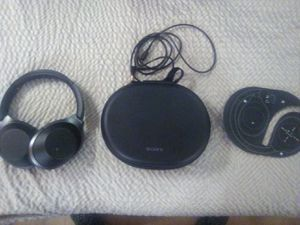 New Sony MDR-1AM2 Bluetooth option. Noise cancellation Headphones for Sale in Lake Grove, OR